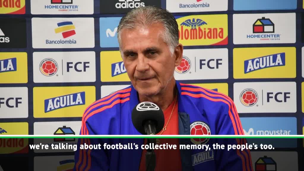 Quieroz wishes Maradona 'a lot of happiness' in his return to coaching