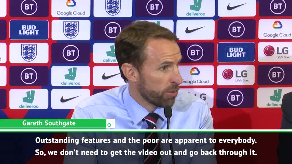 'Ridiculous mistakes! Poor decisions!' - Southgate reacts to England 5-3 Kosovo