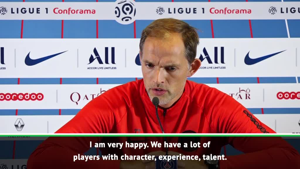 Tuchel confirms Neymar is ready to play for PSG