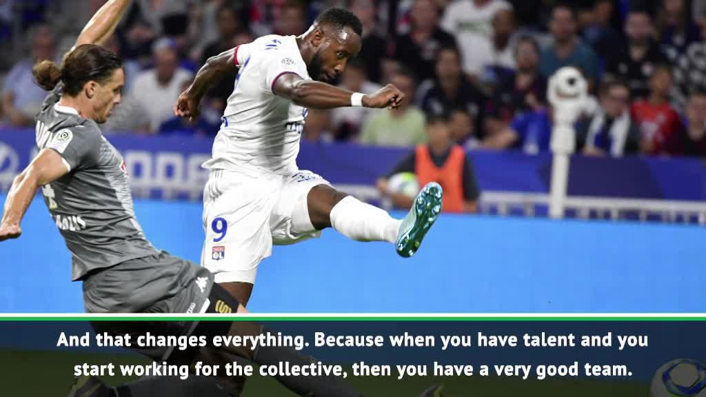 Lyon will challenge PSG dominance - Moulin