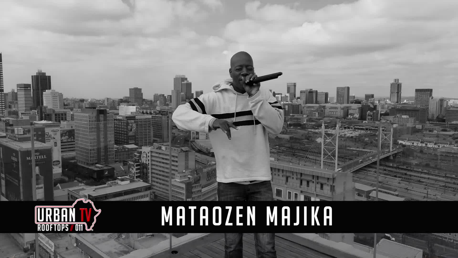 Urban 011 - Mataozen Majika - Homonati