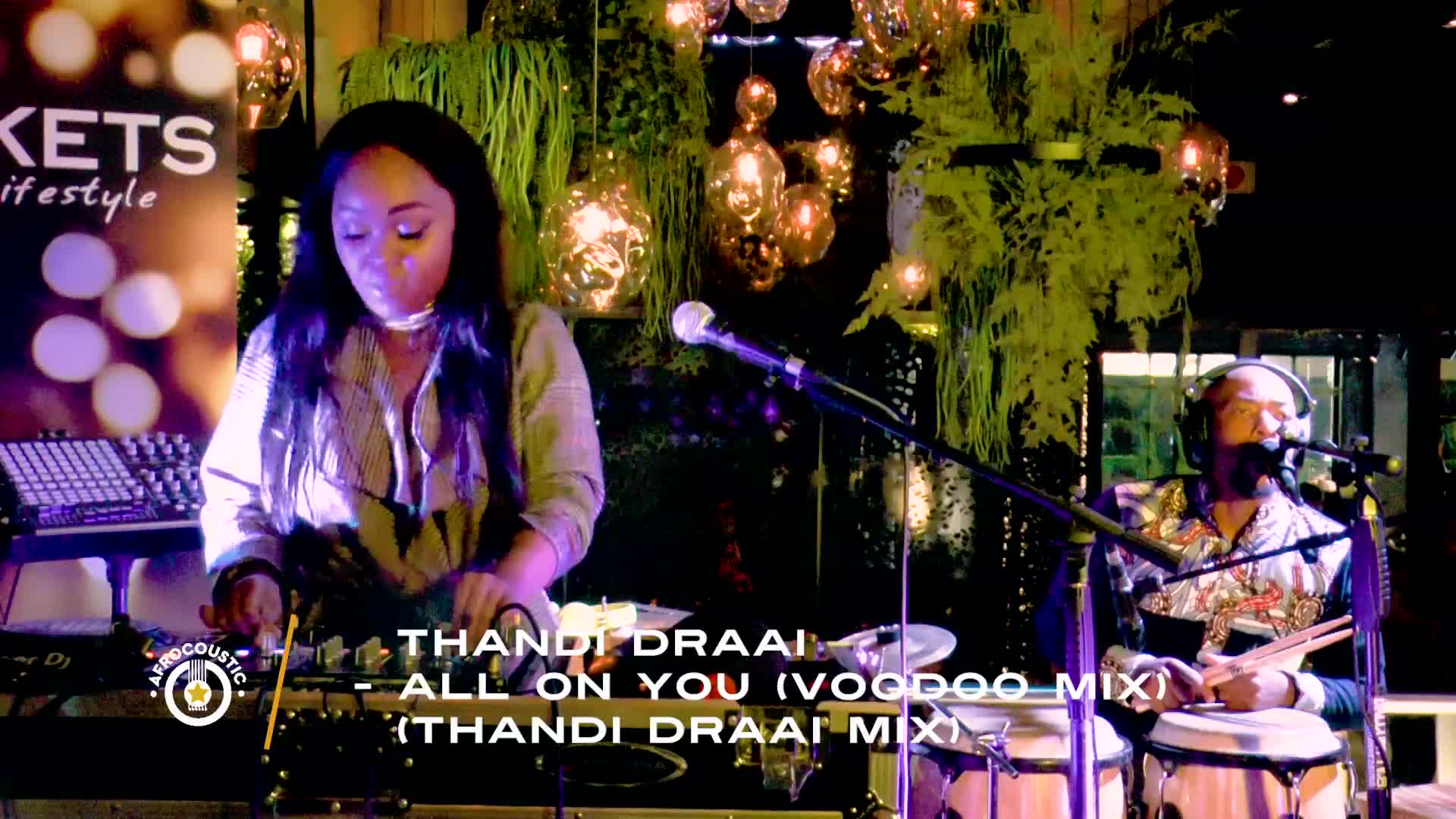 Affrocoustic - Thandi Draai - All On You (Jackie Queens)