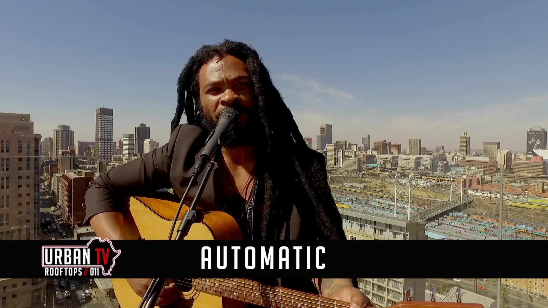 Urban Rooftops 011 - Automatic