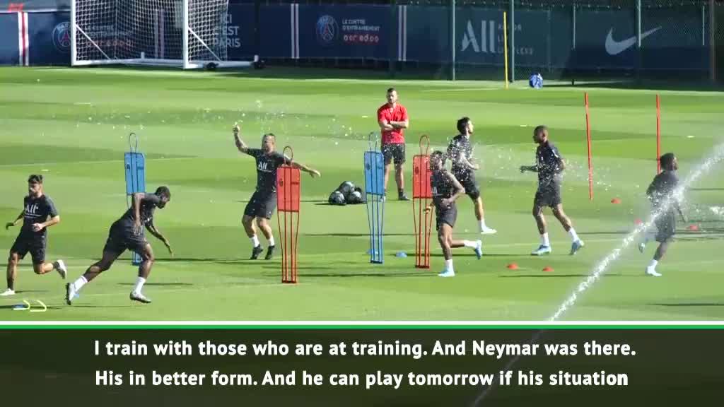 Tuchel unsure over Neymar's PSG future