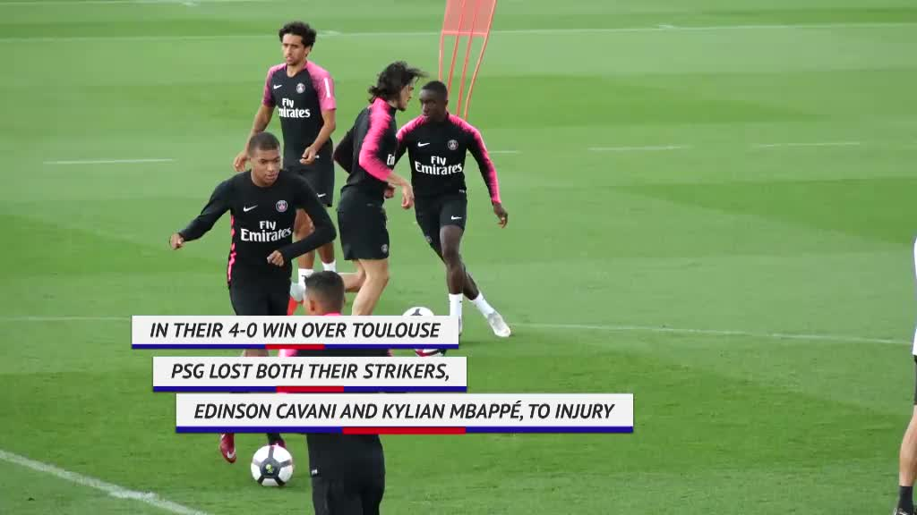 PSG - Life without Cavani and Mbappe