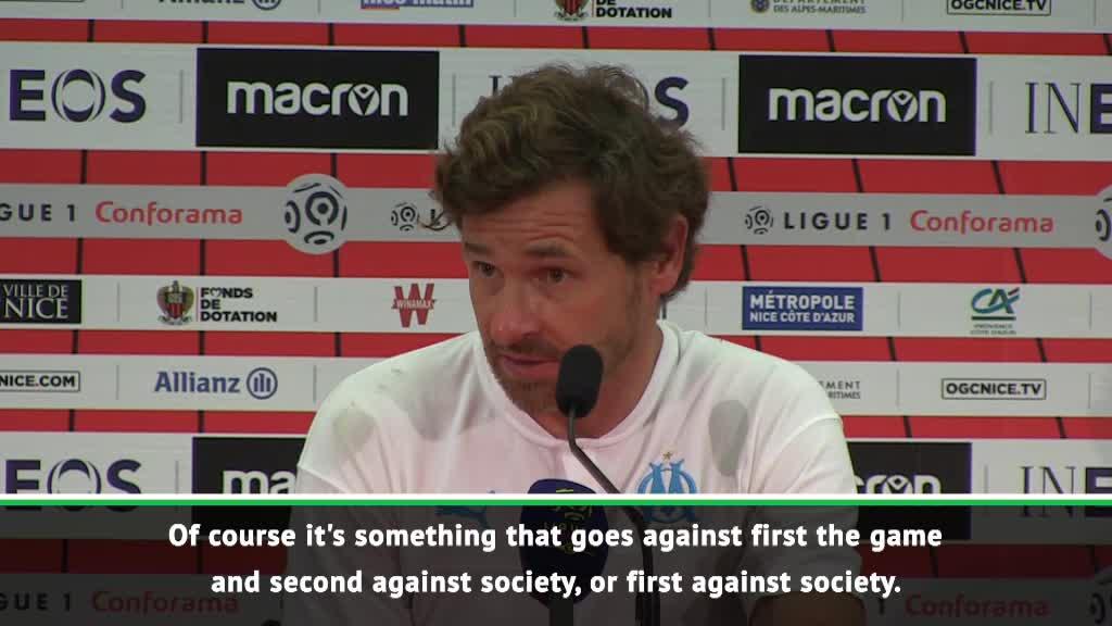 Vieira, Villas-Boas condemn homophobic banner