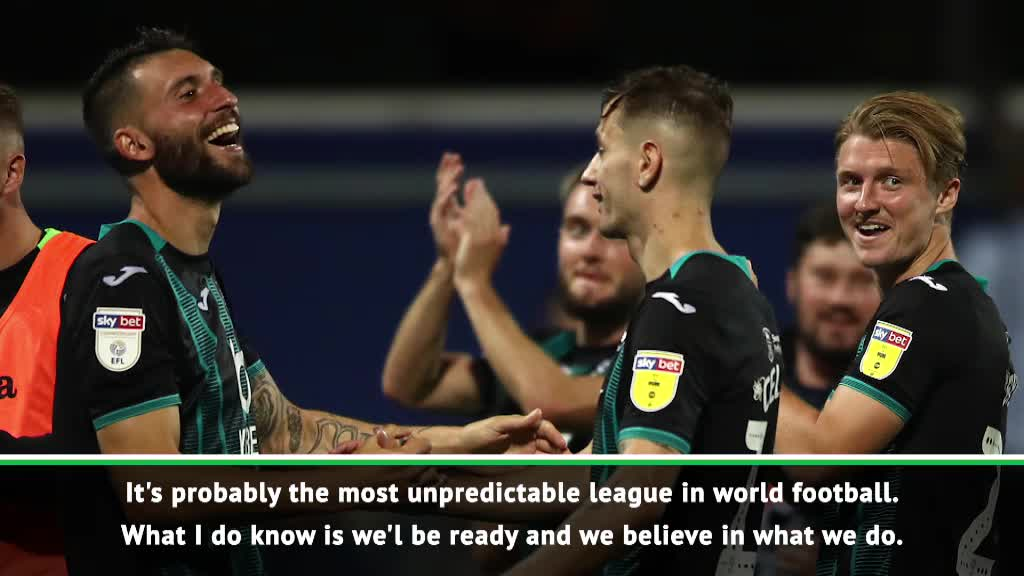 It's a game to be excited about - Cooper on Leeds clash