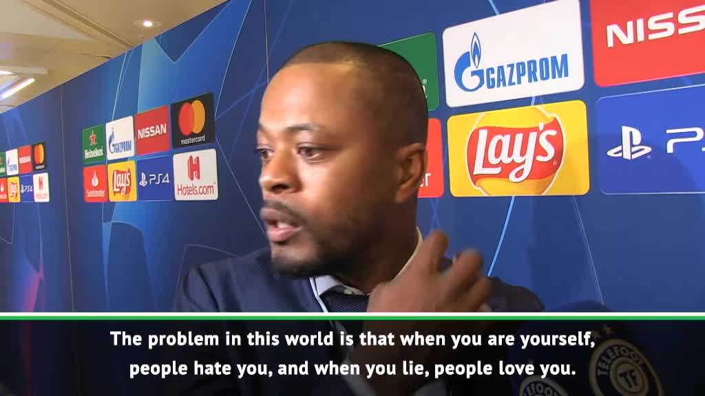 PSG fans will miss Neymar - Evra