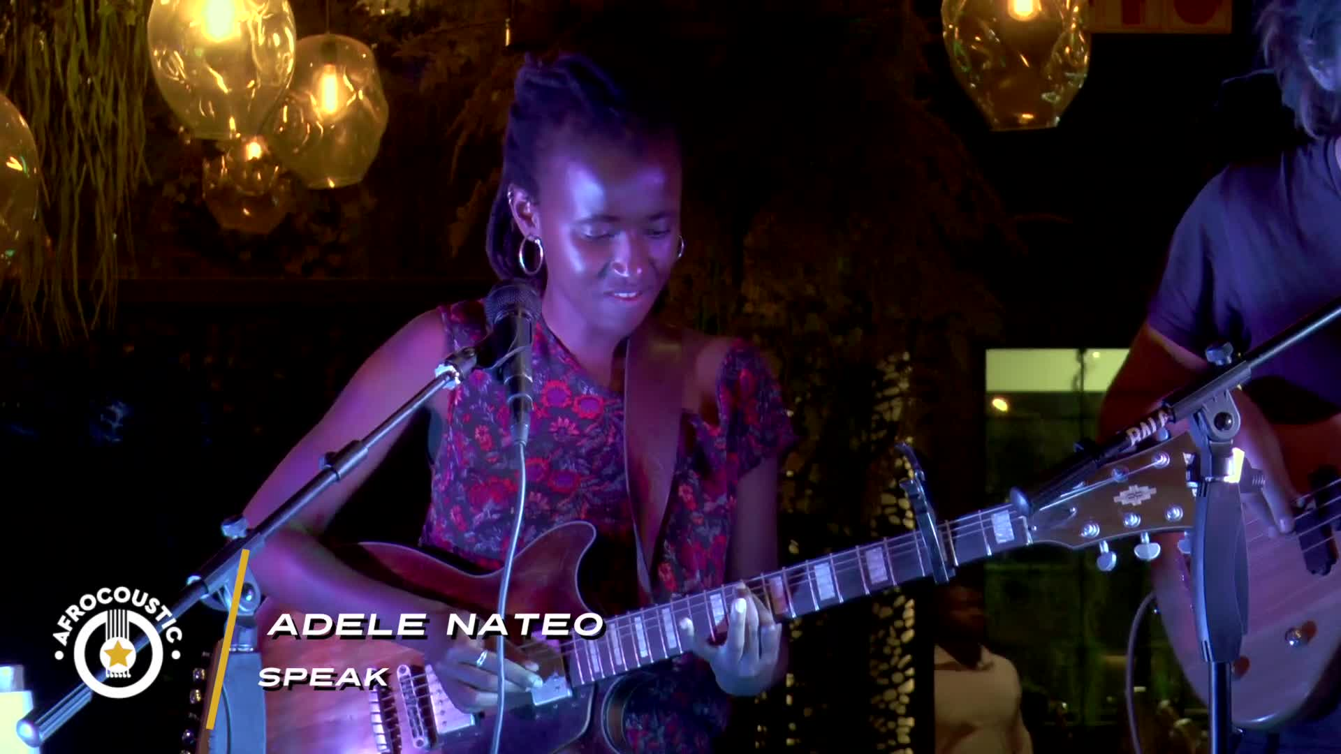 Afrocoustic - Adelle Nqeto - Speak