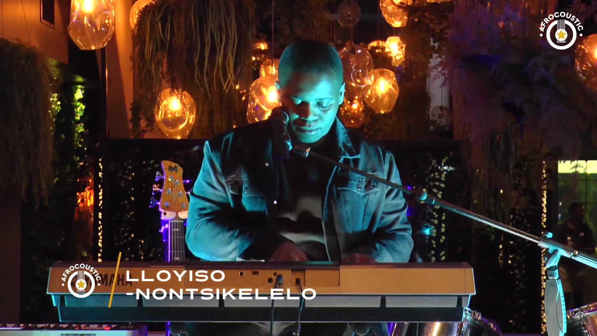 Afrocoustic - Lloyiso - Nontsikelelo