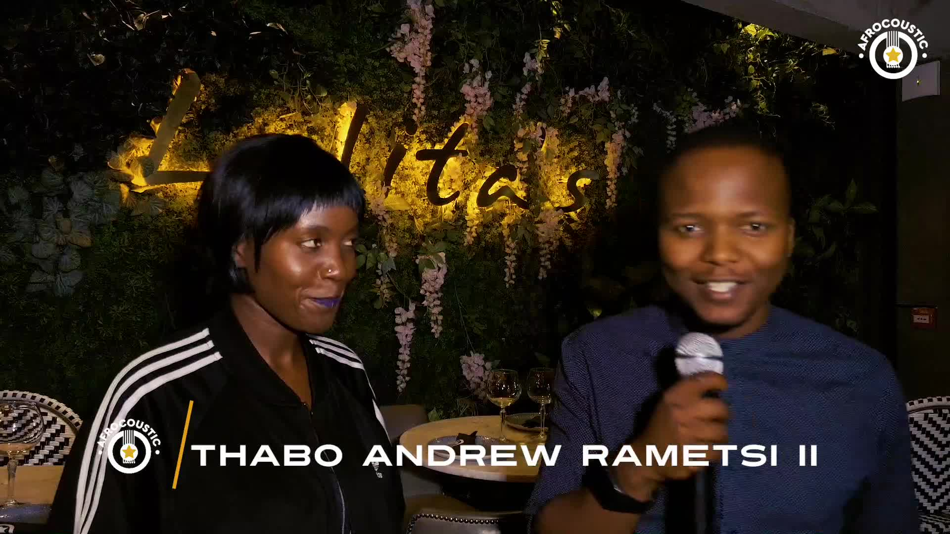 Afrocoustic - Thami Phoenix - Interview