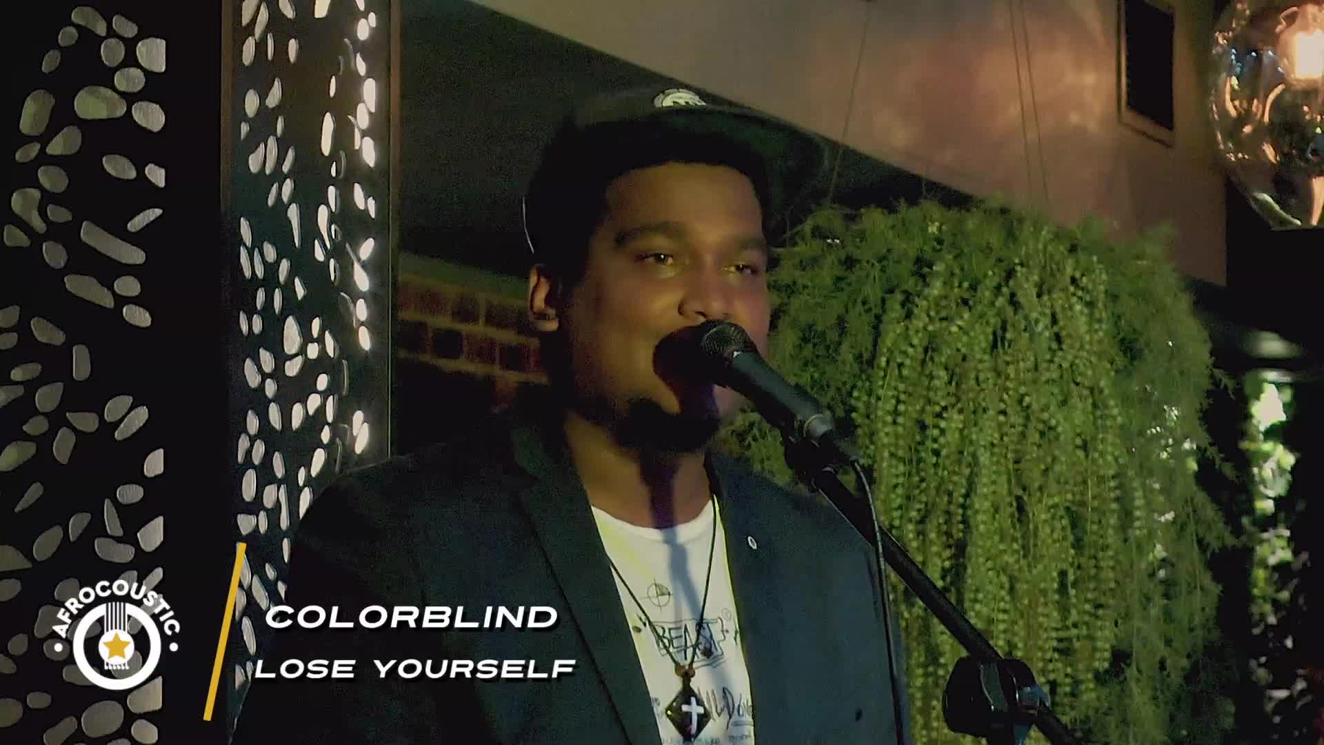 Afrocoustic - Colour Blind - Lose Youself