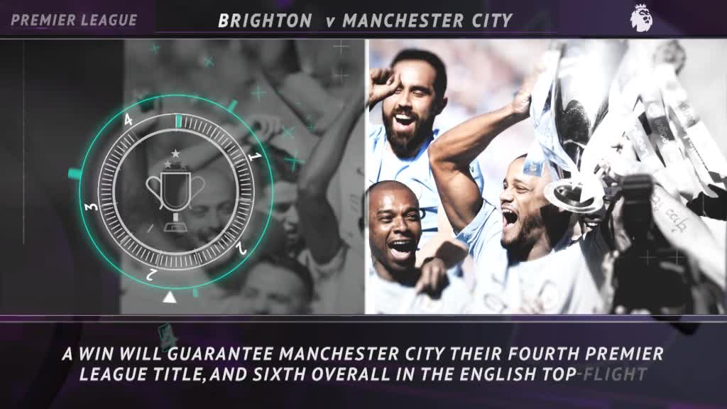5 things - Manchester City edge to a fourth Premier League title
