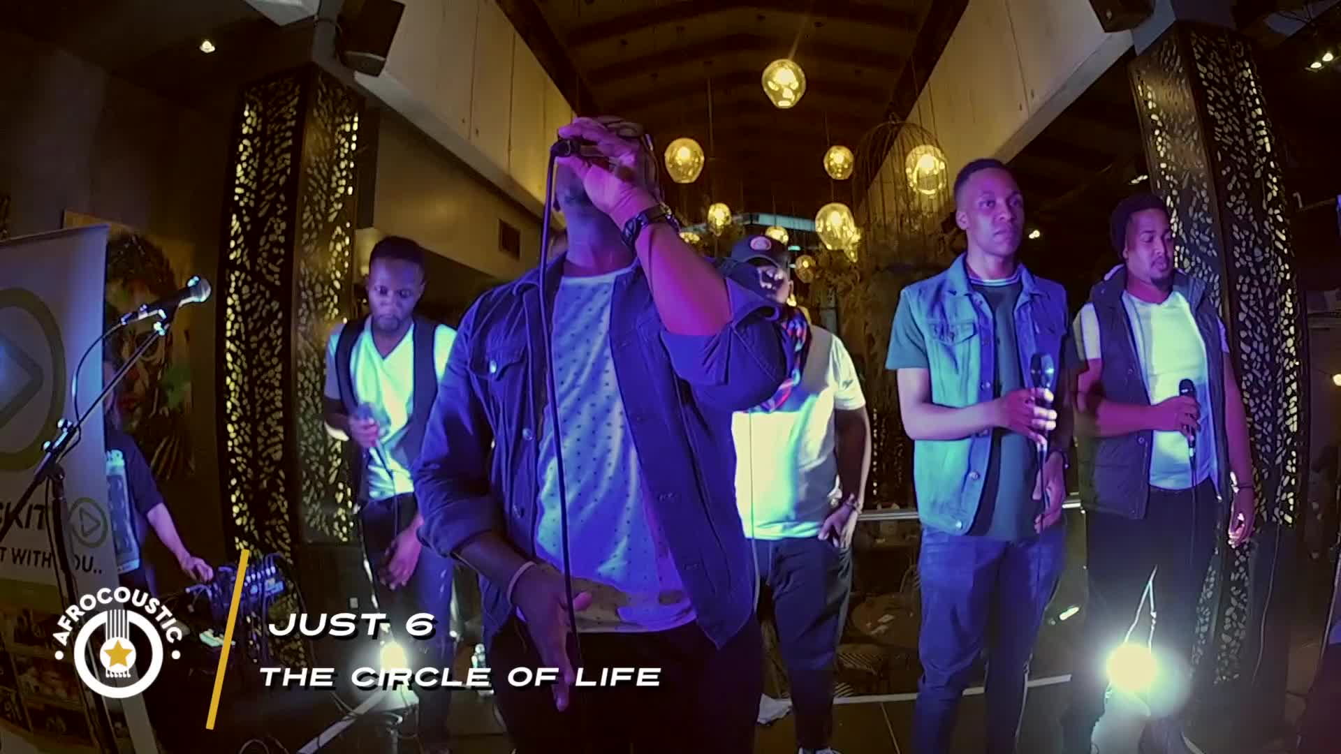 Afrocoustic - Just 6 - The Circle of Life