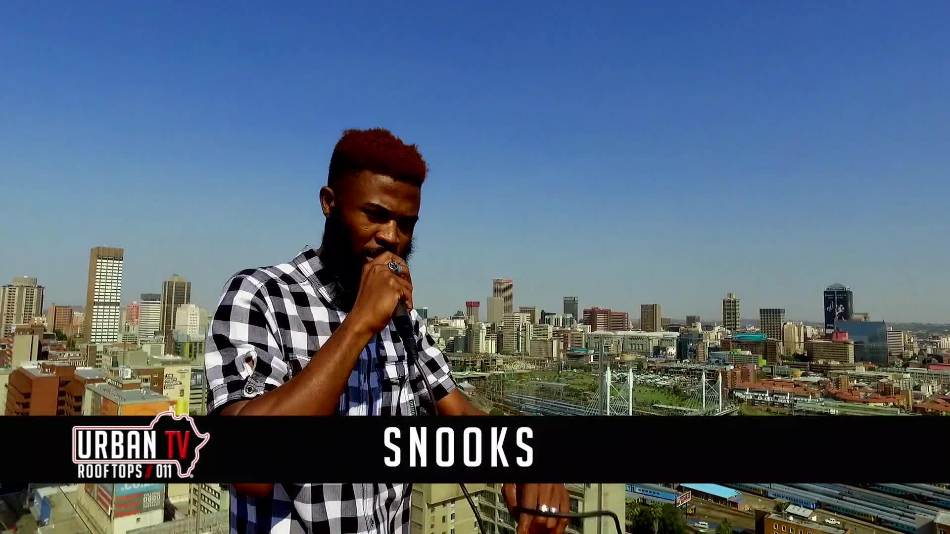 Urban 011 Snooks - Bheka Manje