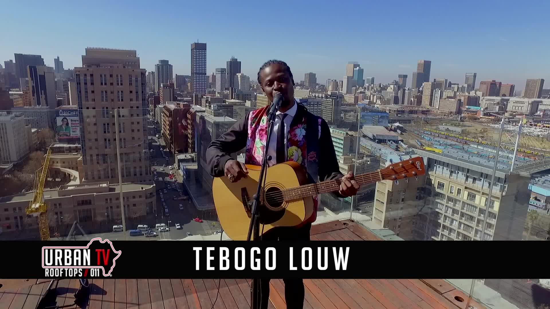Urban Rooftops 011 - Tebogo