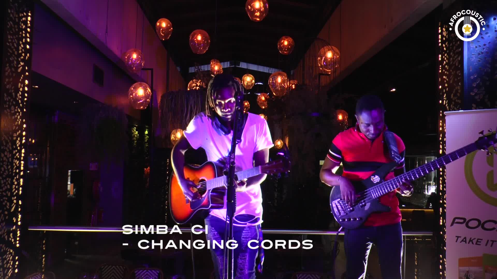 Afrocoustic - Simba Ci - Changin Cords