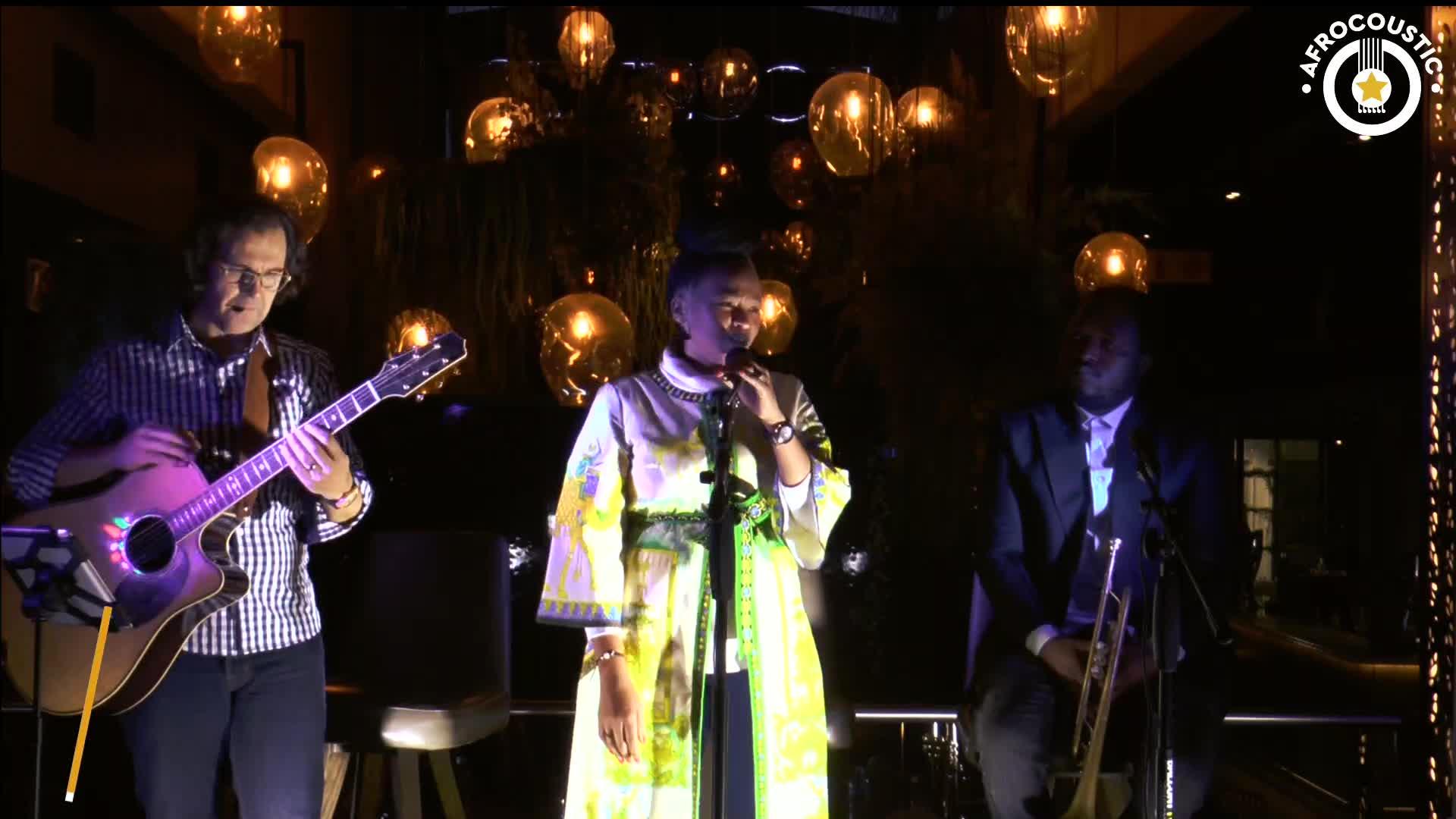 Afrocoustic - Pilani Bubu -Boom Che