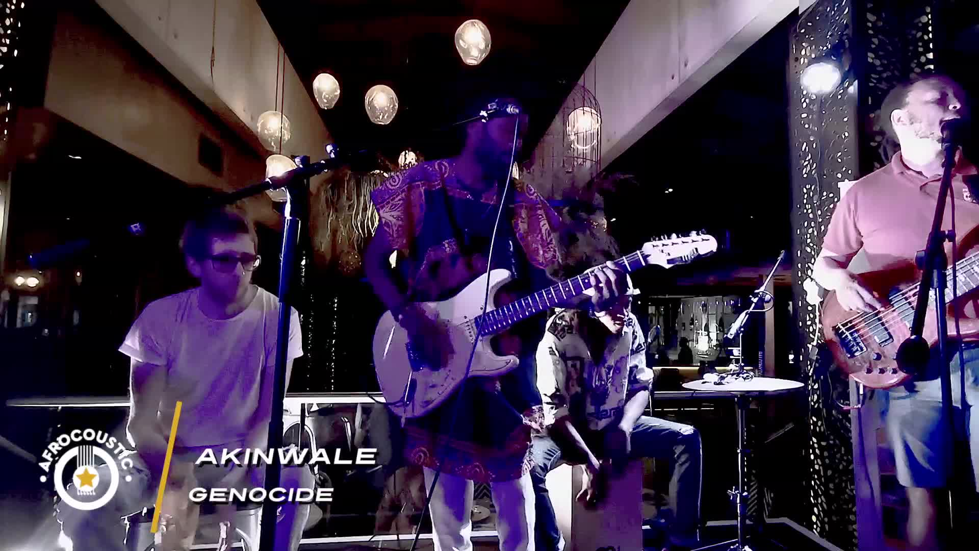 Afrocoustic Akinwale - Genocide