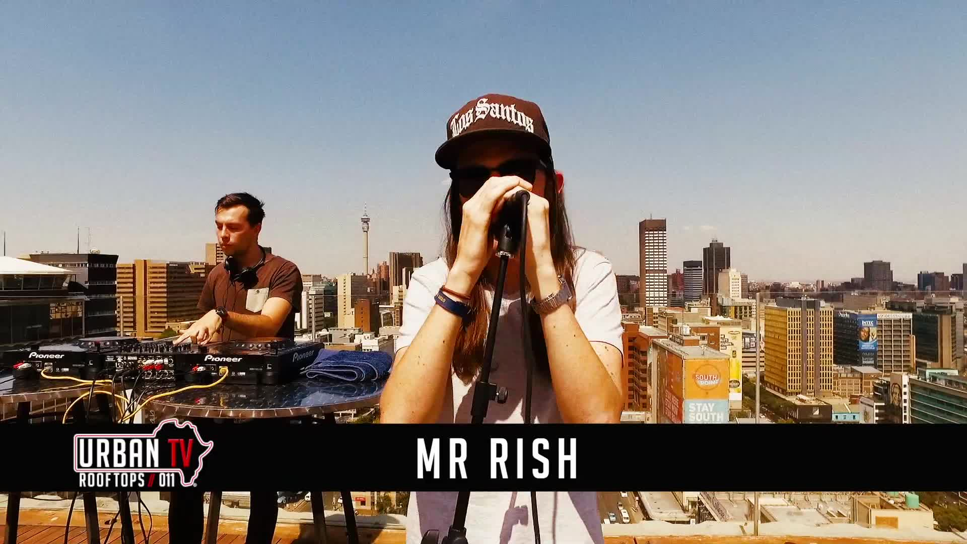 Urban Rooftops 011 - Mr Rish