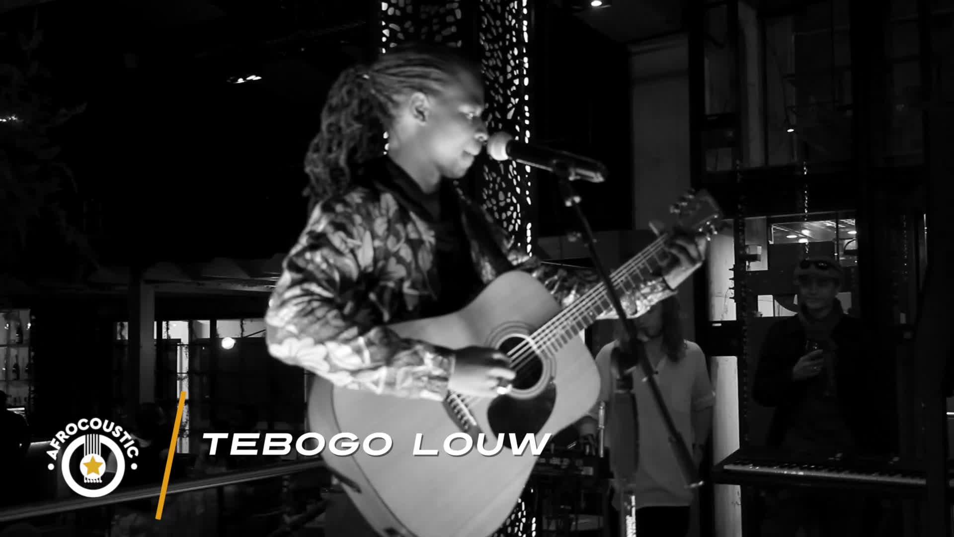 Afrocoustic - Tebogo Louw