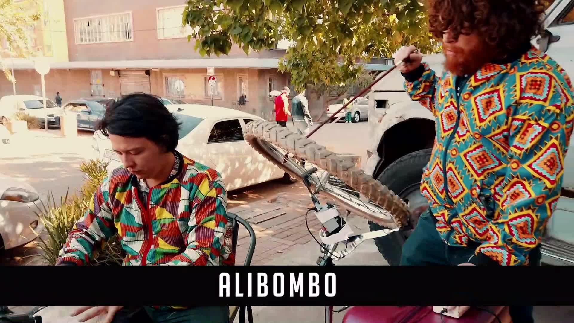 Urban Rootops 011 - Alibombo
