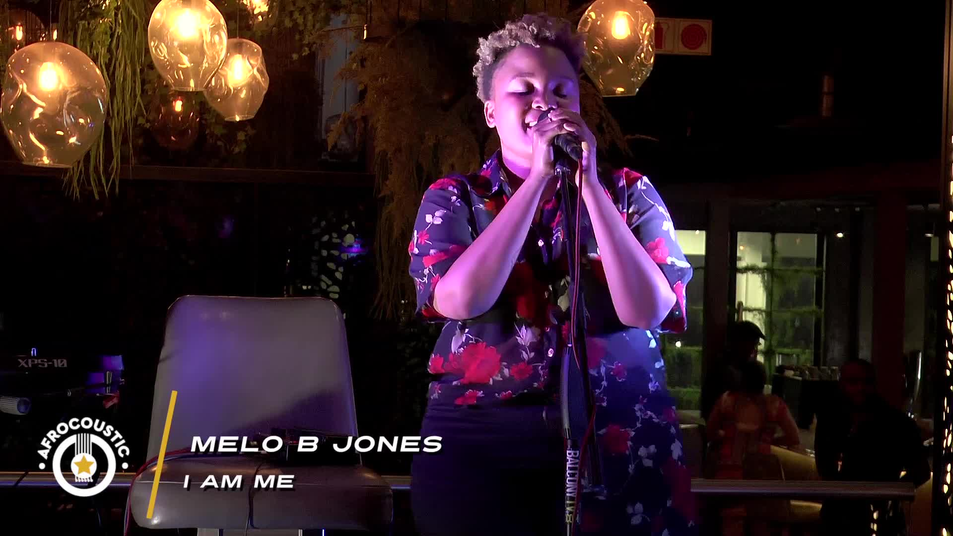 Afrocoustic - Melo B Jones - I Am Me