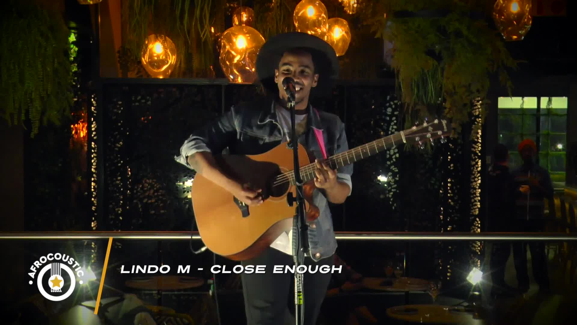 Afrocoustic - Lindo M - Close Enough