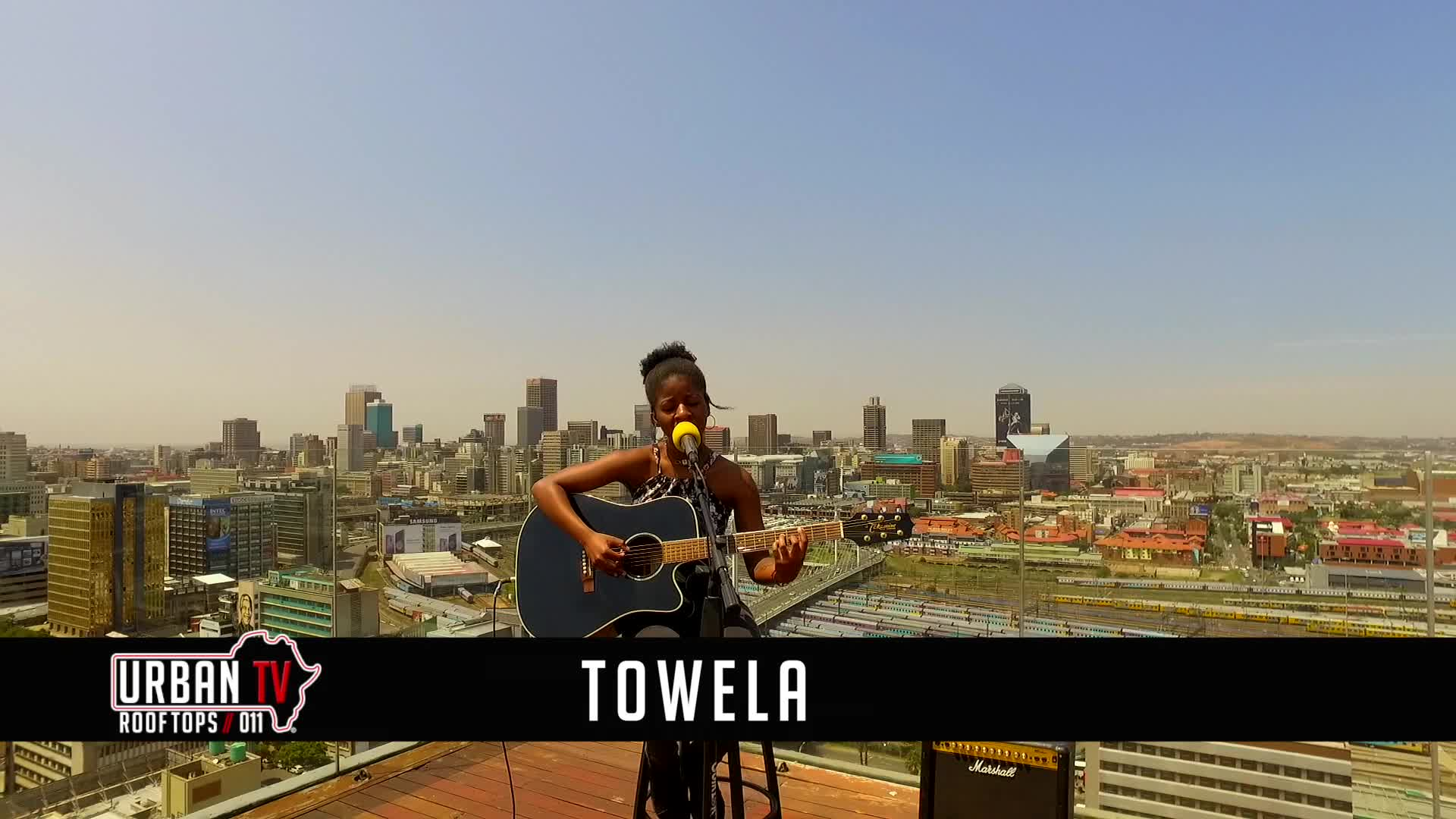 Towela - Write you A Song.