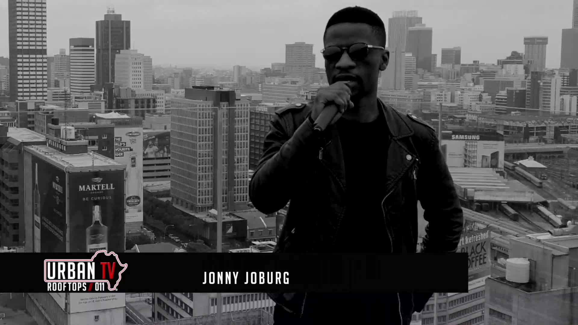 Urban 011 - Jonny Joburg - Spalapala