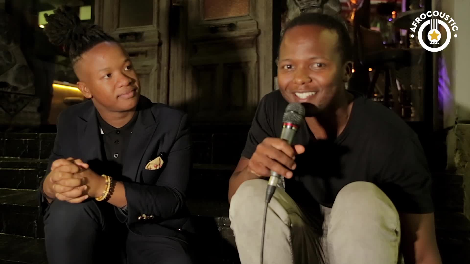 Afrocoustic - Luis The Don - Interview