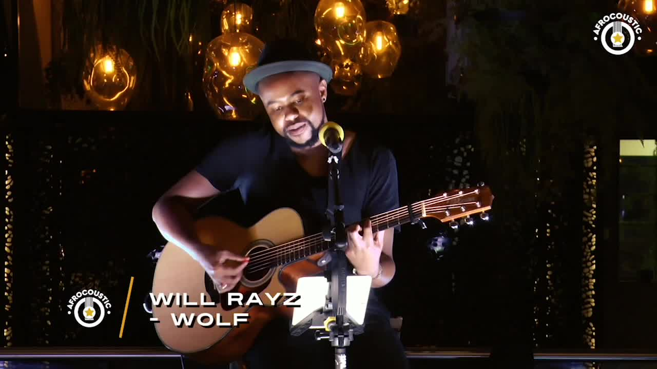 Afrocoustic - Will Rayz - Wolf