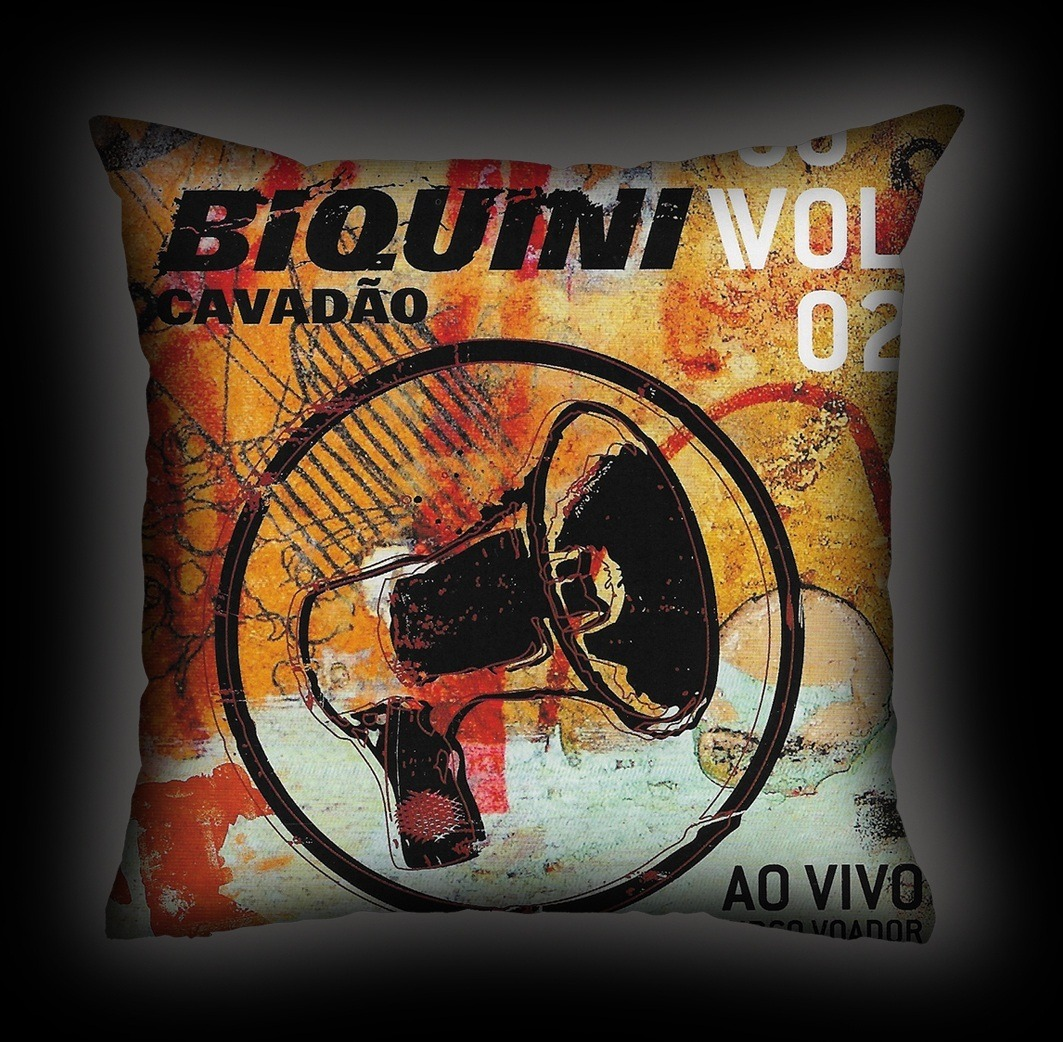 Almofada Biquini - 80 Vol. II