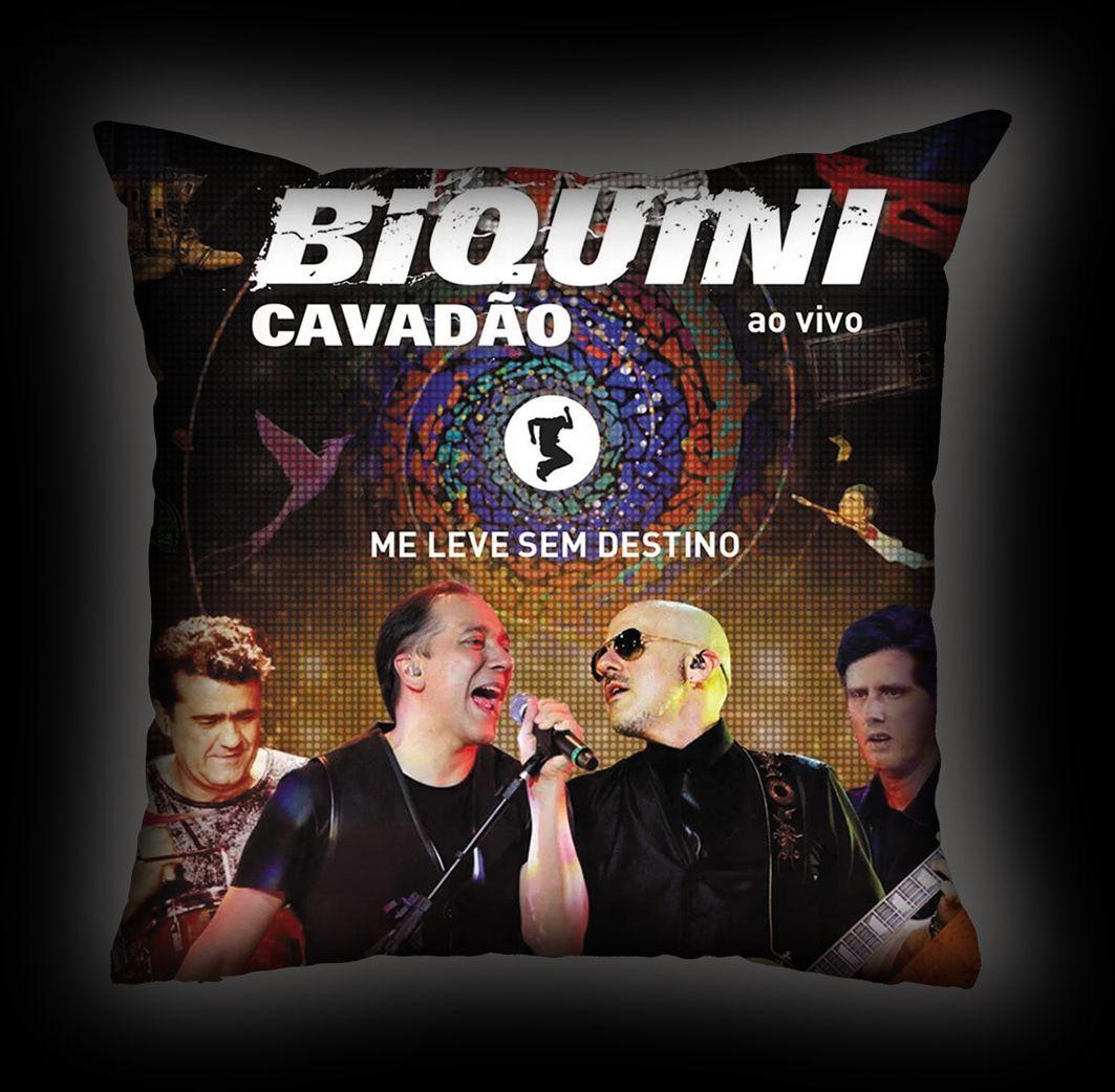 Almofada Biquini - Me Leve Sem Destino