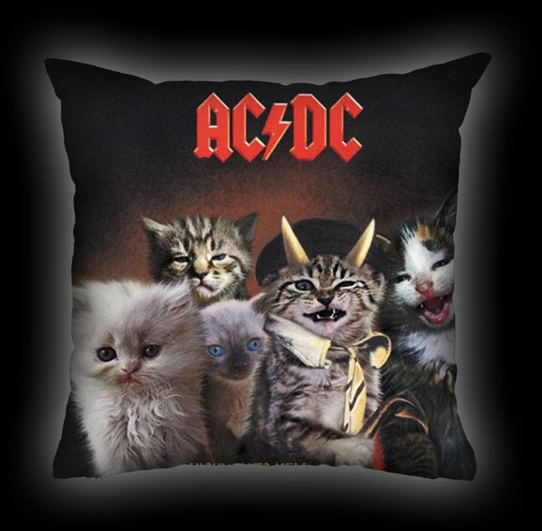 Almofada Pet Use - Catway to Hell - Gatos