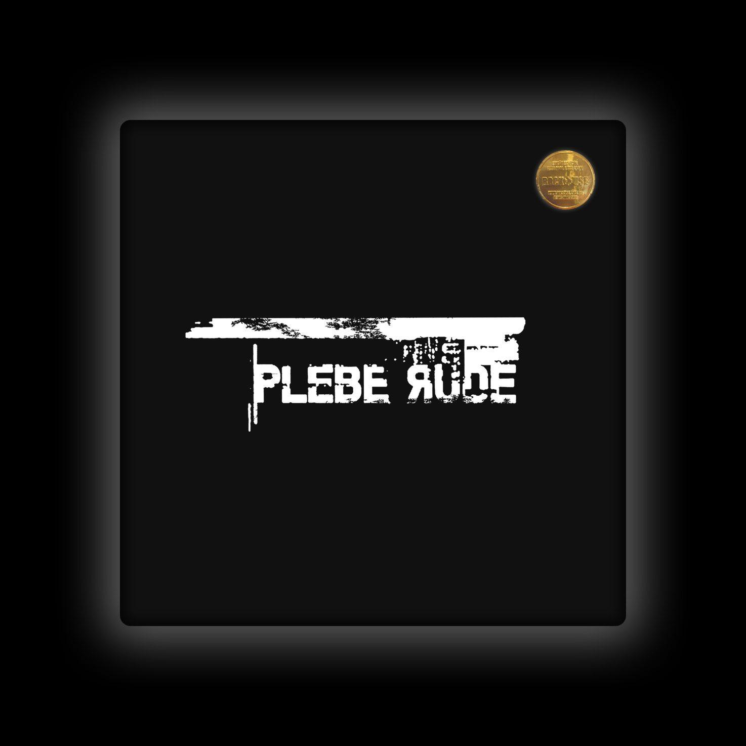 Capa de Almofada Plebe Rude - Logo