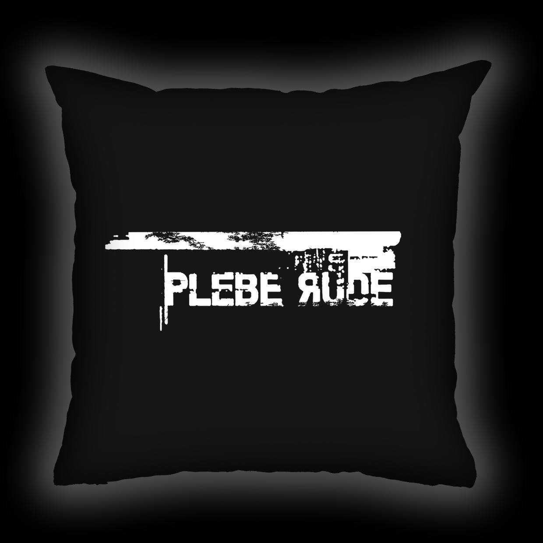 Almofada Plebe Rude - Logo