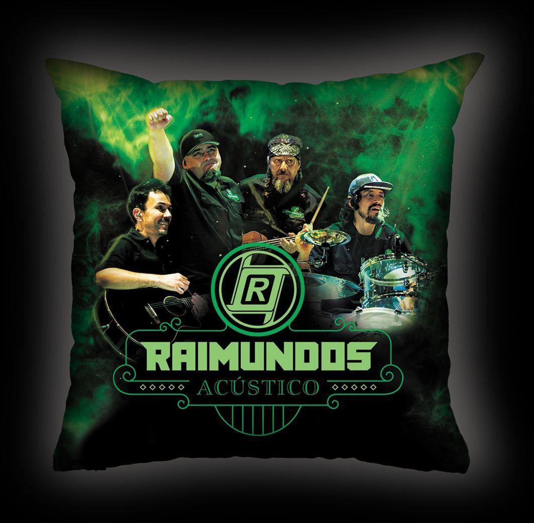 Almofada Raimundos - Acustico