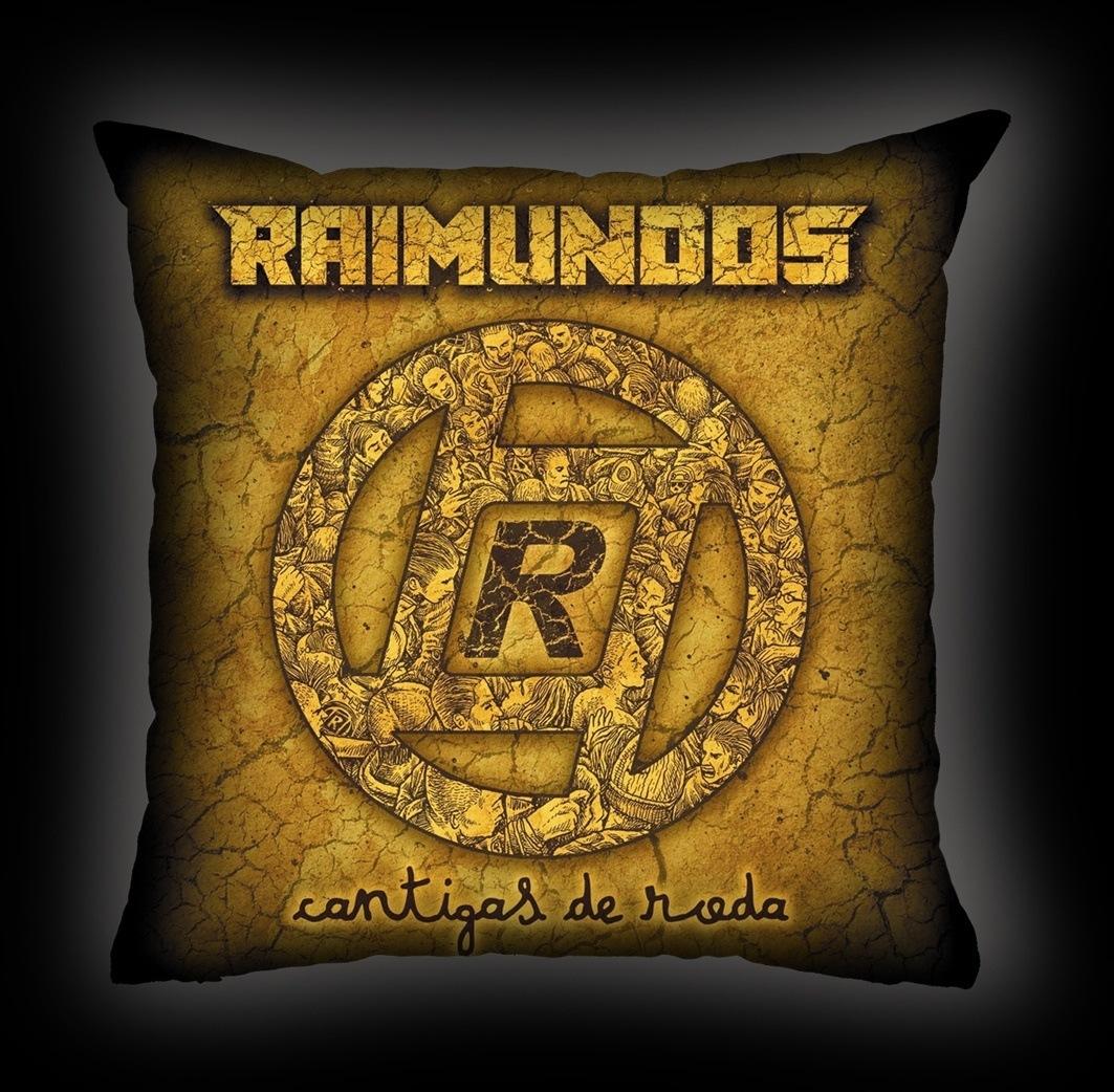 Almofada Raimundos - Cantigas de Roda