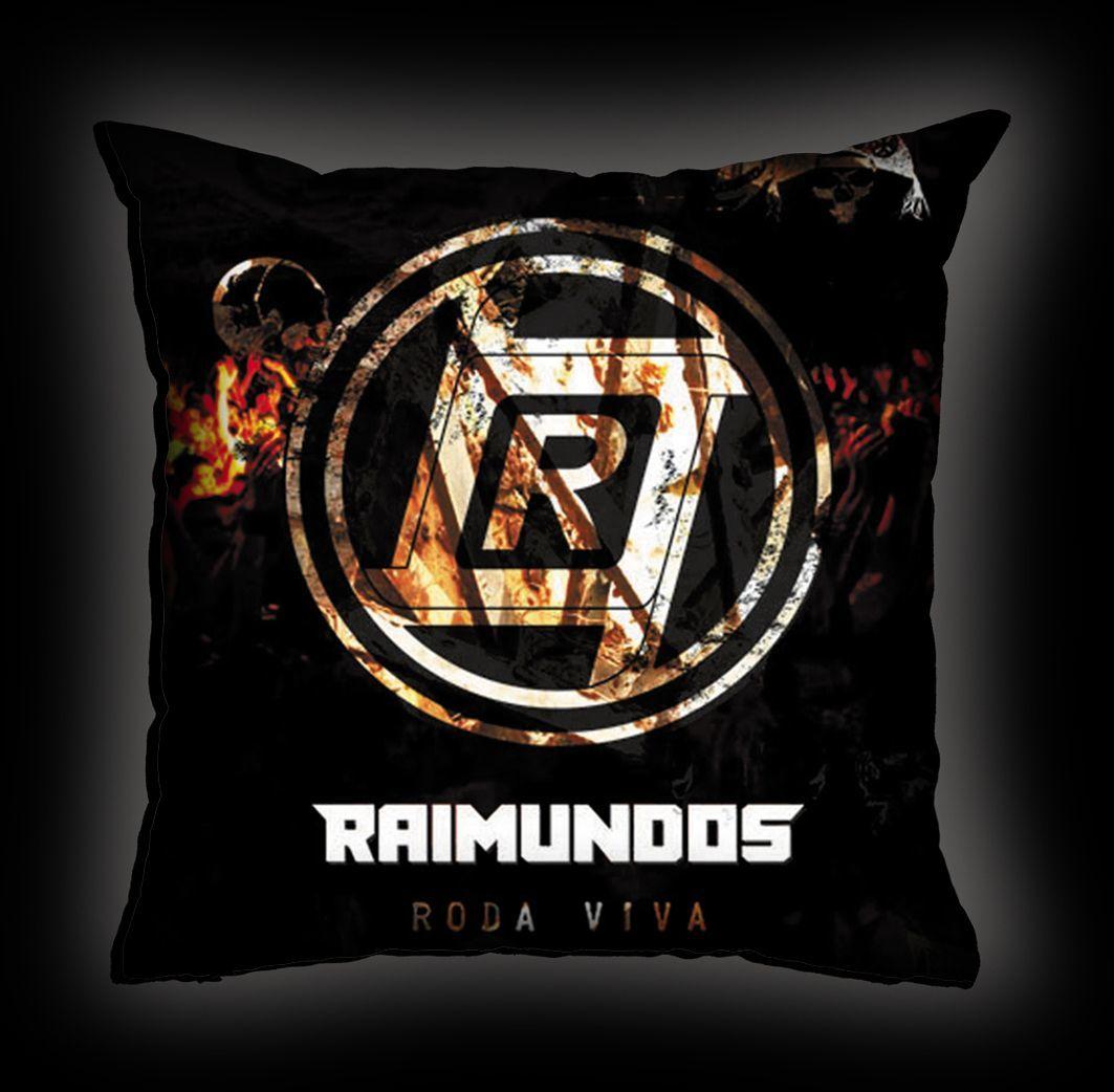 Almofada Raimundos - Roda Vida