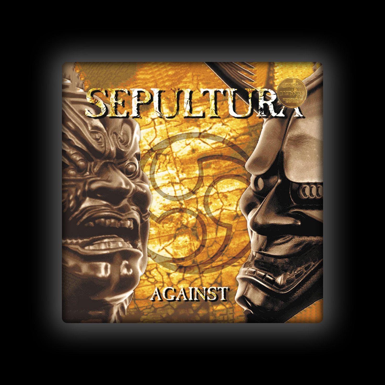 Capa de Almofada Sepultura - Against