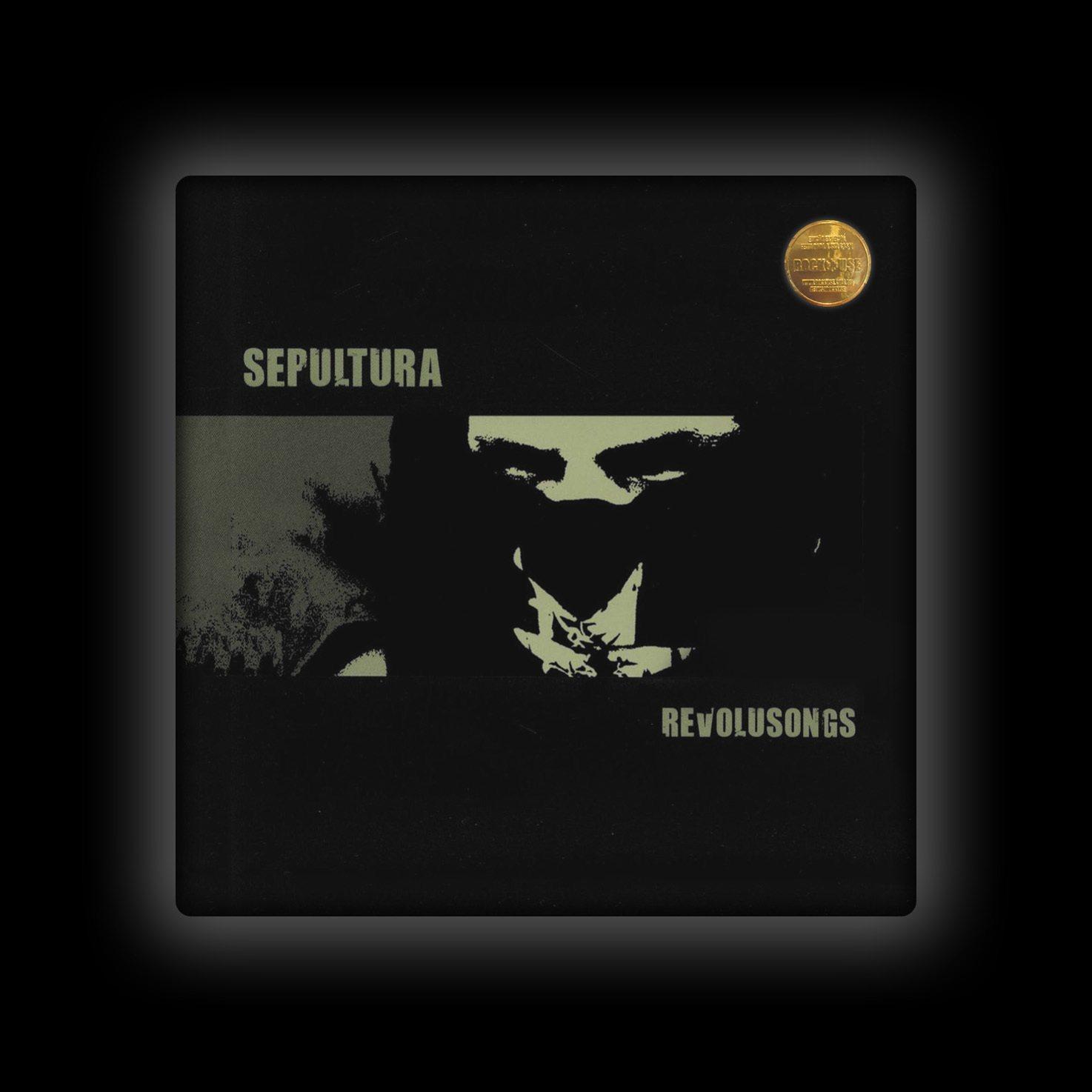 Capa de Almofada Sepultura - Revolusongs