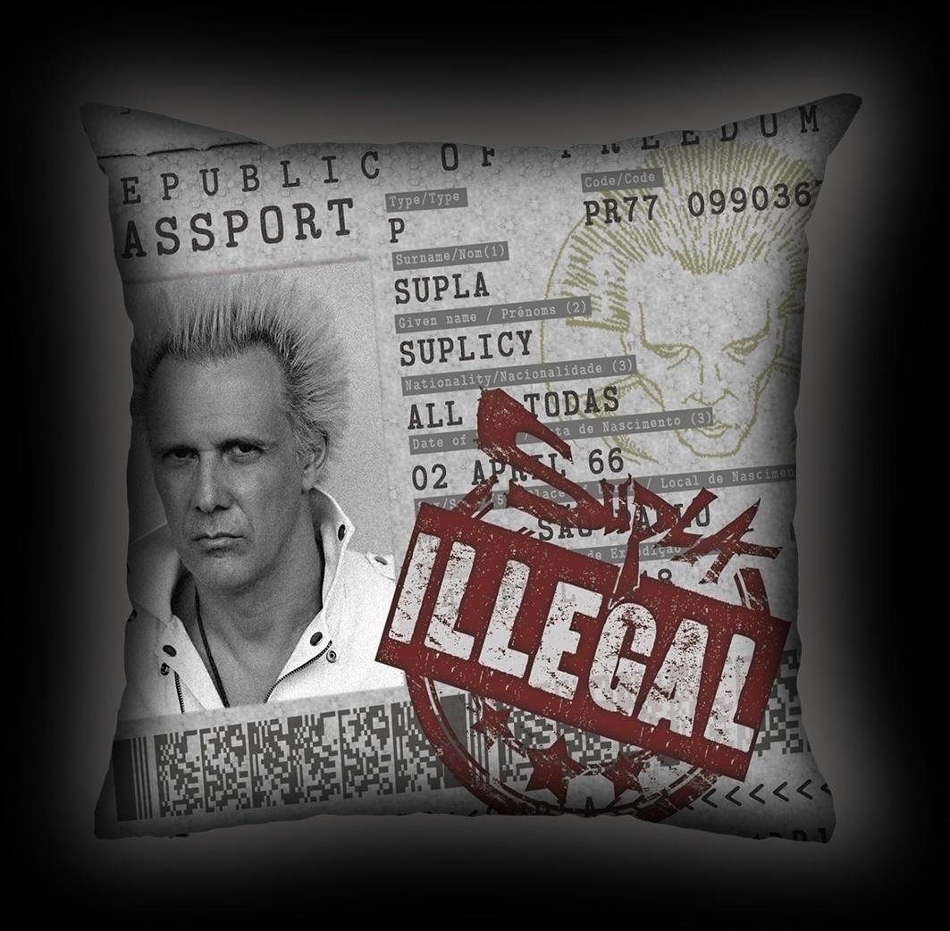 Almofada Supla - Illegal