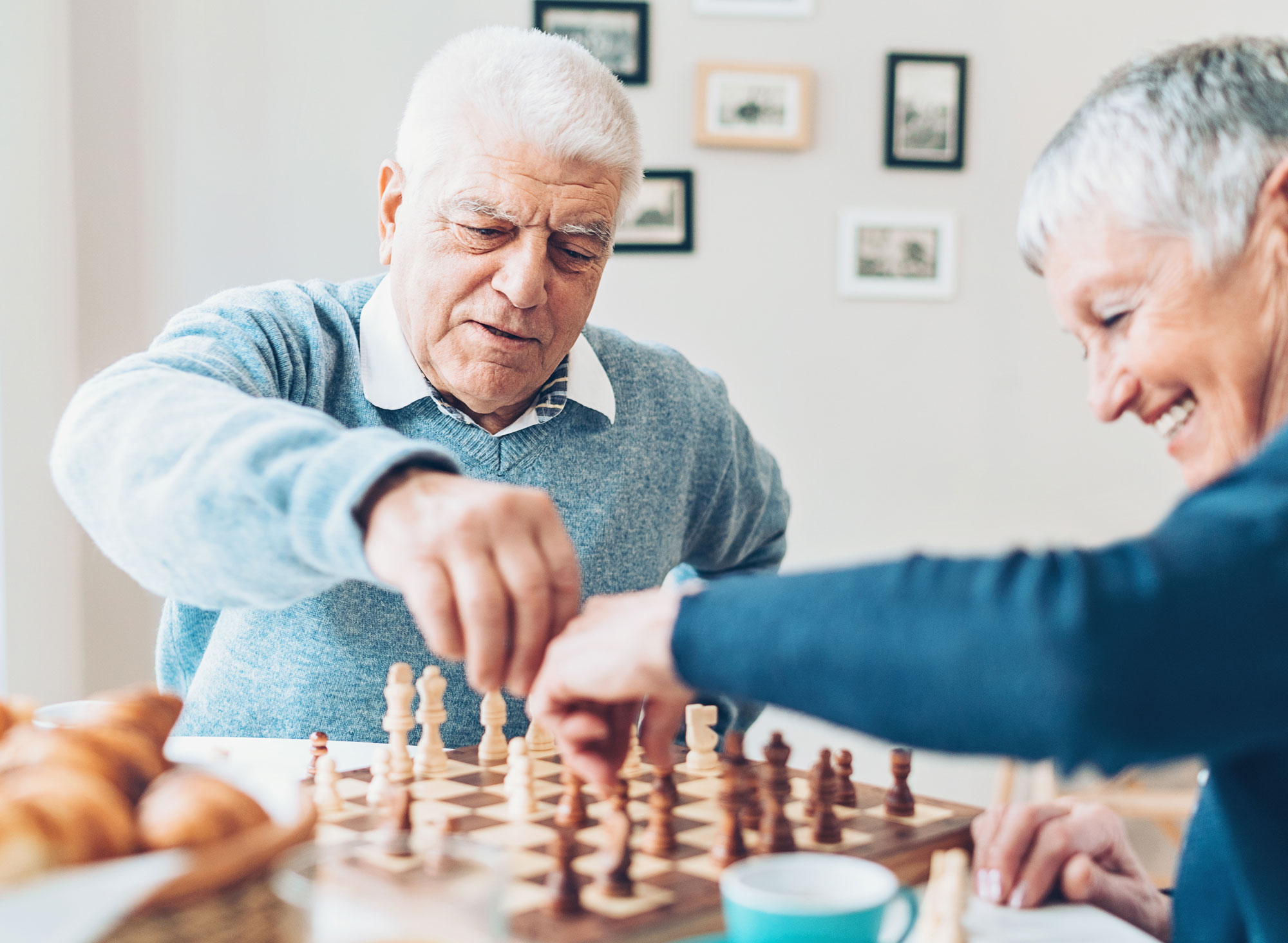 Memory Care Community in Spokane, WA | Rockwood