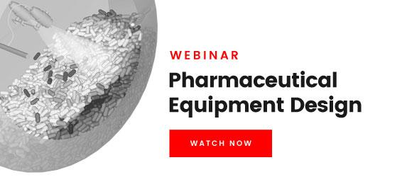 webinar for pharmaceutical equipment design