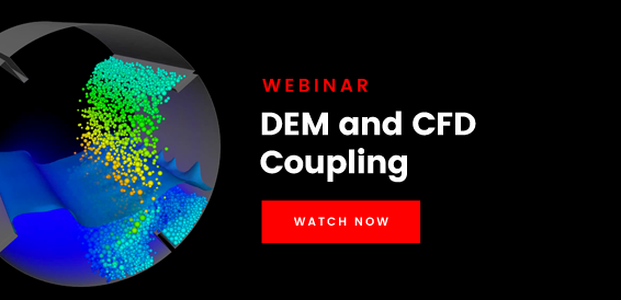 CFD-DEM: how a coupled model can solve solid-fluid flows
