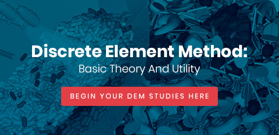 What is discrete element method