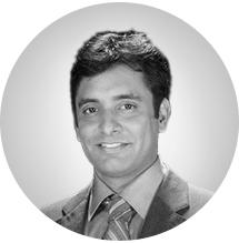 Dr. Rahul Bharadwaj, author