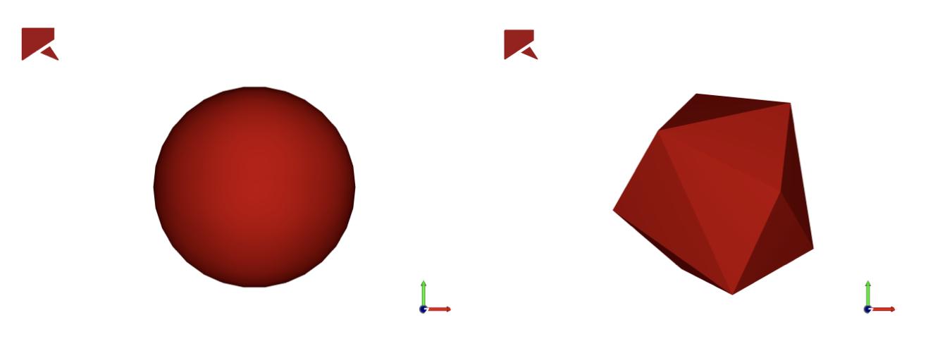 particle shapes