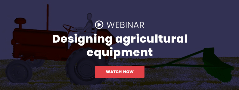 Webinar Designing agricultural equipment